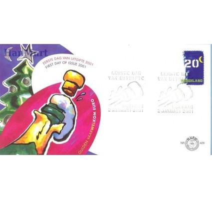 Holandia 2001 Mi 1855 FDC