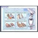 Gwinea 2001 Mi bl 692 Czyste **