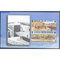 Alderney 1999 Mi h-blatt 11 Czyste **