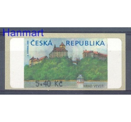 Czechy 2000 Czyste **