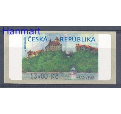 Znaczek Czechy 2000 Czyste **