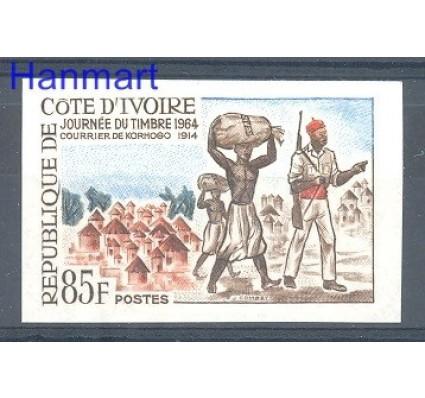 Znaczek Wybrzeże Kości Słoniowej 1964 Czyste **