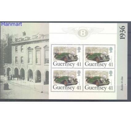 Guernsey 1994 Mi h-blatt O-23 Czyste **