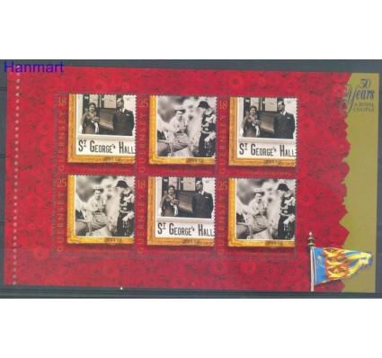 Guernsey 1997 Mi h-blatt 51 Czyste **