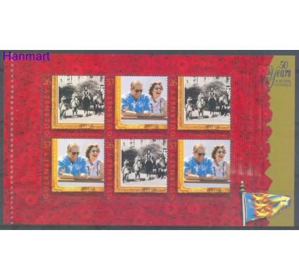 Znaczek Guernsey 1997 Mi h-blatt 52 Czyste **