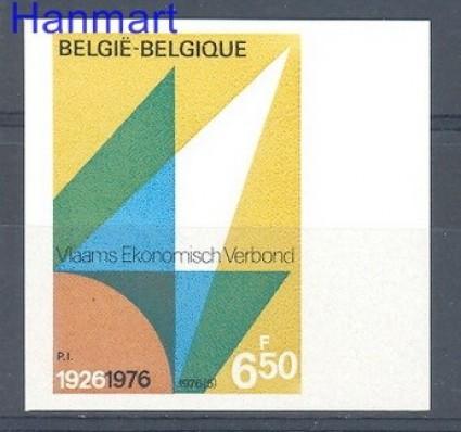 Belgia 1976 Mi 1851B Czyste **