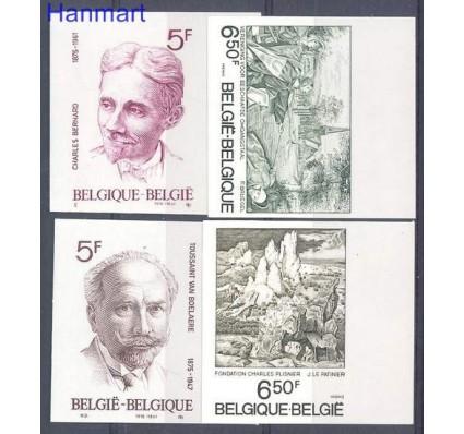 Znaczek Belgia 1976 Mi 1880-1883B Czyste **