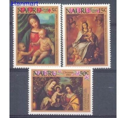 Znaczek Nauru 1983 Mi 276-278 Czyste **