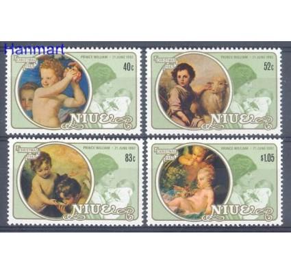 Znaczek Niue 1982 Mi 477-480 Czyste **