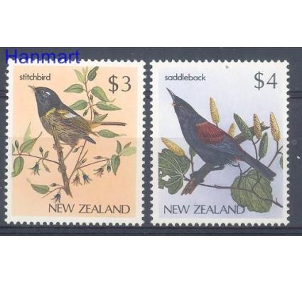 Nowa Zelandia 1986 Mi 960-961 Czyste **