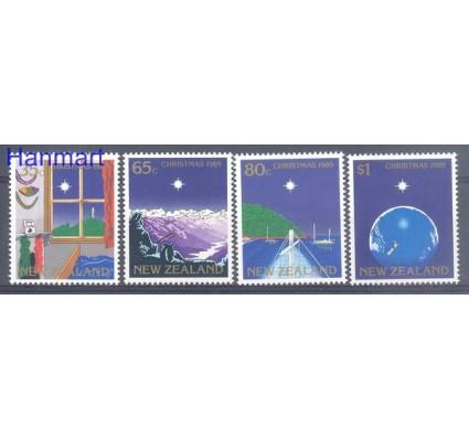 Nowa Zelandia 1989 Mi 1084-1087 Czyste **