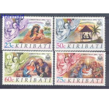 Znaczek Kiribati 1991 Mi 578-581 Czyste **