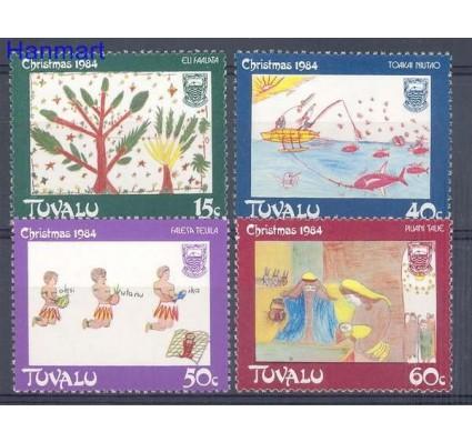 Znaczek Tuvalu 1984 Mi 264-267 Czyste **