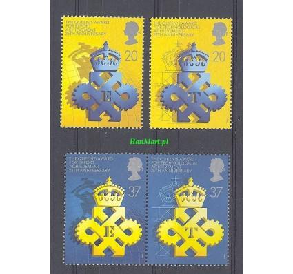 Wielka Brytania 1990 Mi 1266-1269 Czyste **