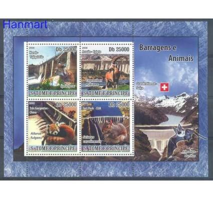 Znaczek Wyspy Św. Tomasza i Książęca 2008 Mi 3757-3760 Czyste **