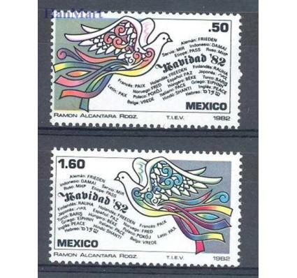 Meksyk 1982 Mi 1846-1847 Czyste **