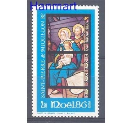 Znaczek Saint-Pierre i Miquelon 1986 Mi 542 Czyste **