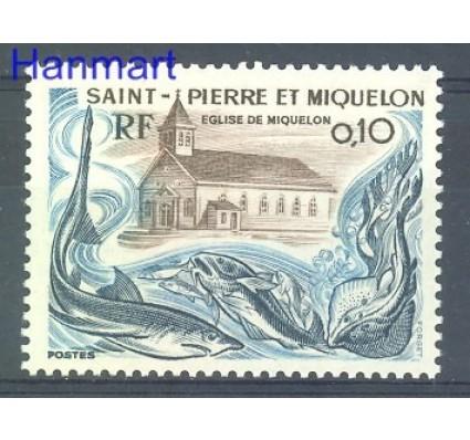 Znaczek Saint-Pierre i Miquelon 1974 Mi 503 Czyste **