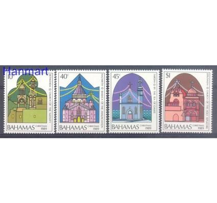 Znaczek Bahamy 1989 Mi 706-709 Czyste **