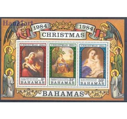 Bahamy 1984 Mi bl 44 Czyste **