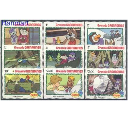 Grenada i Grenadyny 1982 Mi 529-537 Czyste **