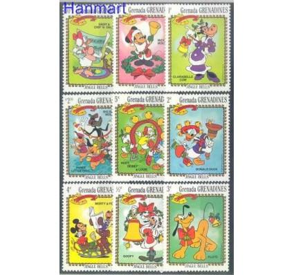 Znaczek Grenada i Grenadyny 1983 Mi 570-578 Czyste **