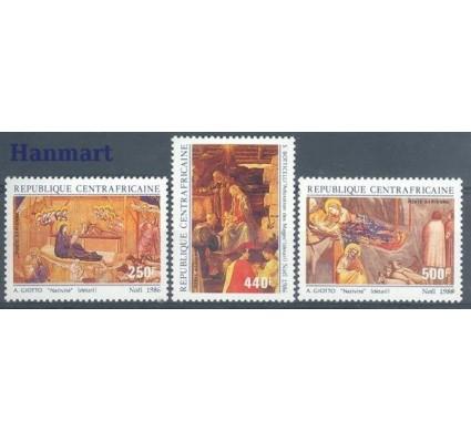 Znaczek Republika Środkowoafrykańska 1986 Mi 1254-1256 Czyste **