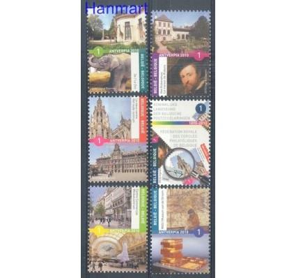Znaczek Belgia 2011 Mi 4031-4036 Czyste **