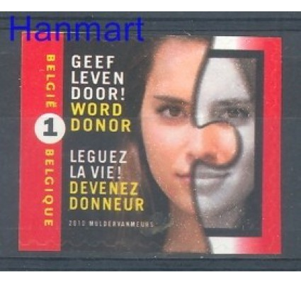 Belgia 2010 Mi 4037BDl Czyste **