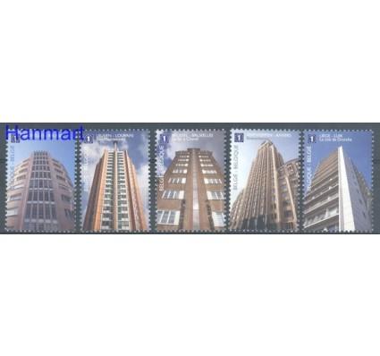Znaczek Belgia 2010 Mi 4095-4099 Czyste **