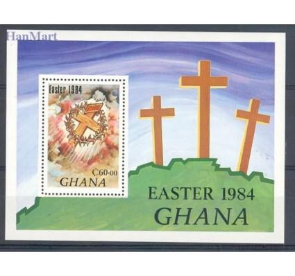 Ghana 1984 Mi bl 108 Czyste **