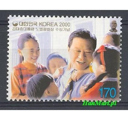 Znaczek Korea Południowa 2000 Mi 2145 Czyste **