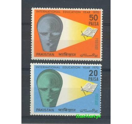 Znaczek Pakistan 1970 Mi 291-292 Czyste **