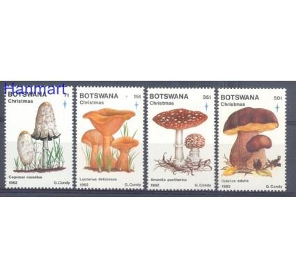 Znaczek Botswana 1982 Mi 317-320 Czyste **
