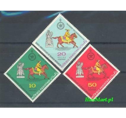 Znaczek Pakistan 1971 Mi 312-314 Czyste **