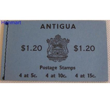 Antigua i Barbuda 1966 Mi mh 161-163 Czyste **