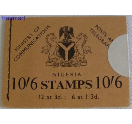 Znaczek Nigeria 1961 Mi 100 Czyste **