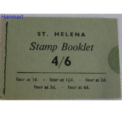 Znaczek Wyspa św. Heleny 1961 Mi 151 Czyste **