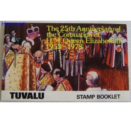 Znaczek Tuvalu 1978 Mi 68-71 Czyste **