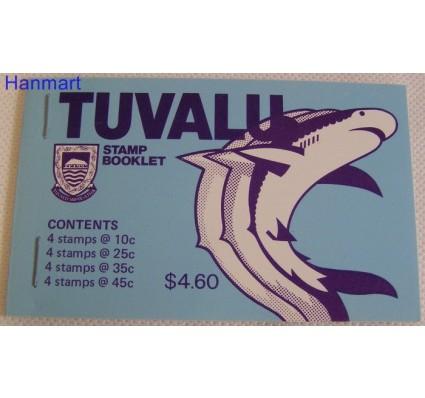 Znaczek Tuvalu 1980 Mi mh89+92+94+144 Czyste **