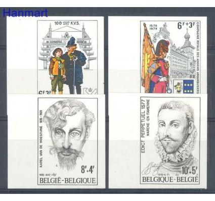 Znaczek Belgia 1978 Mi 1945-1948B Czyste **