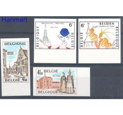 Znaczek Belgia 1978 Mi 1959-1962B Czyste **