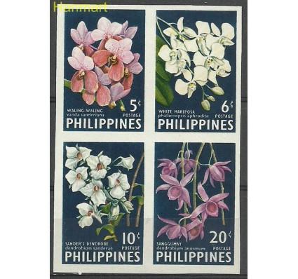 Znaczek Filipiny 1962 Mi 692-695B Czyste **