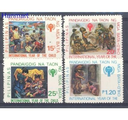 Filipiny 1979 Mi 1315-1318 Czyste **