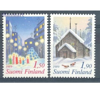 Znaczek Finlandia 1989 Mi 1096-1097 Czyste **