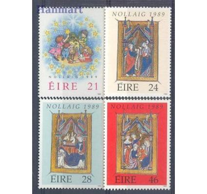 Znaczek Irlandia 1989 Mi 694-697 Czyste **