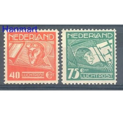 Znaczek Holandia 1928 Mi 213-214 Czyste **