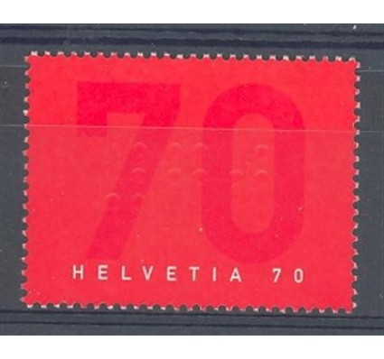 Znaczek Szwajcaria 2003 Mi 1828 Czyste **