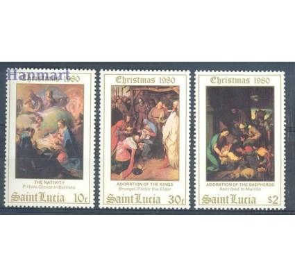 Znaczek Saint Lucia 1976 Mi 529-531 Czyste **