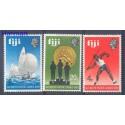 Fidżi 1969 Mi 252-254 Czyste **